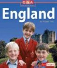 England: A Question and Answer Book (Questions: Michael Dahl