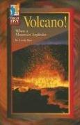 9780736828260: Volcano: When a Mountain Explodes (High Five Reading)
