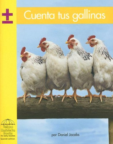 9780736829540: Cuenta Tus Gallinas (Yellow Umbrella Books: Math Spanish)