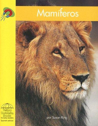9780736829557: Mamíferos (Yellow Umbrella Spanish Early Level) (Spanish Edition)