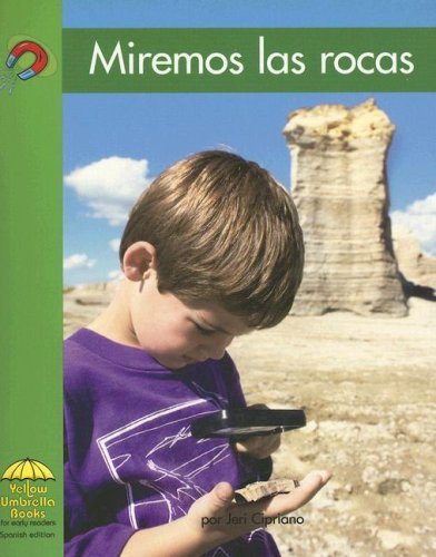 9780736830515: Miremos las Rocas (Yellow Umbrella)