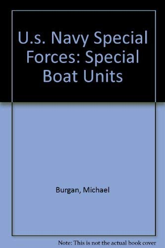 9780736833042: U.s. Navy Special Forces: Special Boat Units