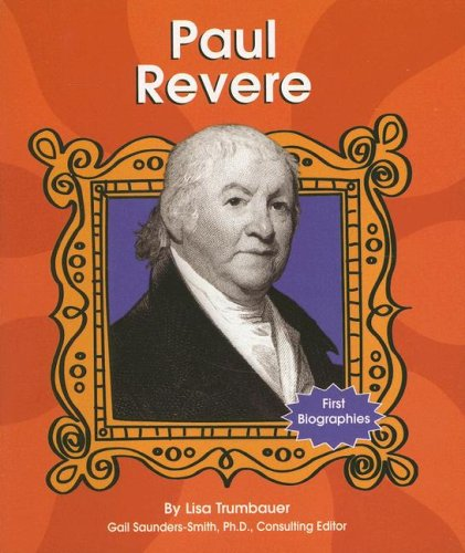 9780736833844: Paul Revere (First Biographies - Trailblazers and Legends)