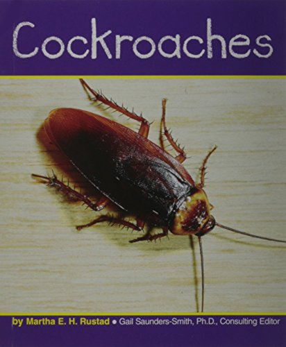 9780736833875: Cockroaches (Insects)