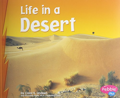 9780736833998: Life in a Desert (Living in a Biome)