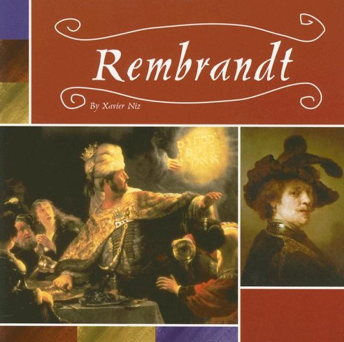 9780736834100: Rembrandt (Masterpieces: Artists and Their Works)