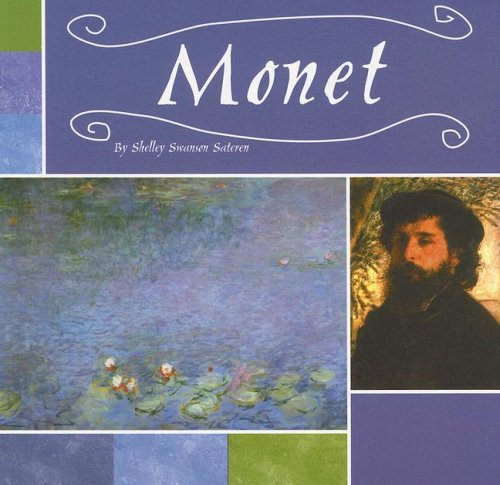 9780736834124: Monet (Masterpieces: Artists and Their Works)