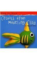 9780736834490: Crafts from Modeling Clay (Step by Step)