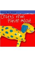 9780736834506: Crafts from Papier-Mache (Step By Step)