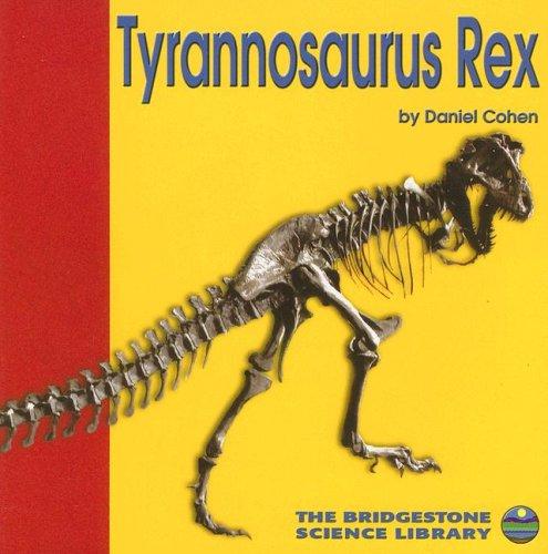 9780736834629: Tyrannosaurus Rex (Discovering Dinosaurs)