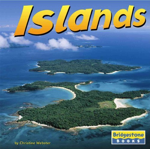9780736837132: Islands (Earthforms)
