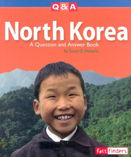 9780736837569: North Korea: A Question and Answer Book (Questions and Answers: Countries)