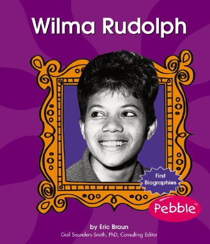9780736842341: Wilma Rudolph (First Biographies)