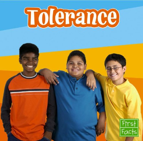 9780736842822: Tolerance (Everyday Character Education)