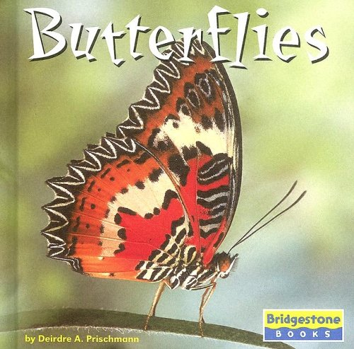 9780736843355: Butterflies (World of Insects)