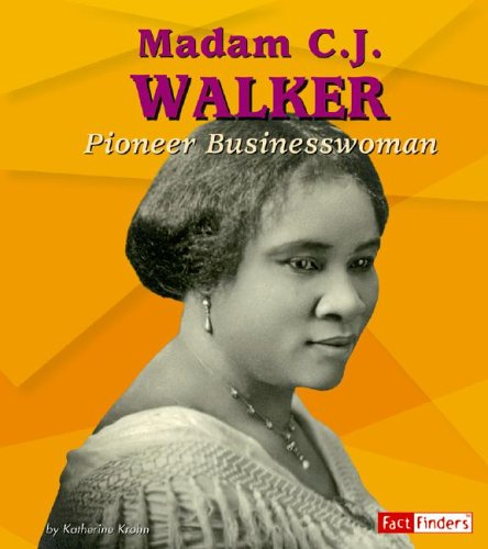 9780736843461: Madame C. J. Walker: Pioneer Businesswoman