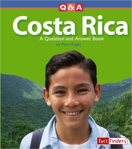 9780736843522: Costa Rica: A Question and Answer Book (Questions and Answers: Countries)