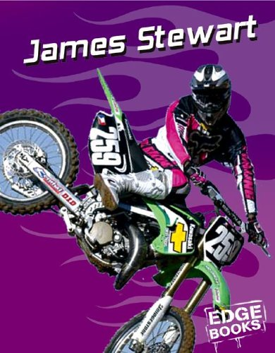 9780736843652: James Stewart: Motocross Great (Dirt Bikes)