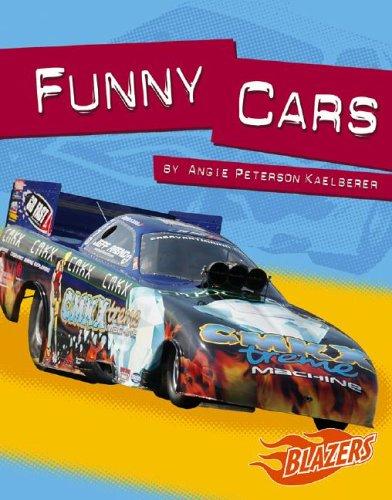 9780736843898: Funny Cars (Horsepower)