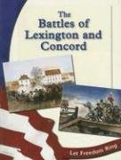 9780736844918: The Battles of Lexington and Concord (The American Revolution)
