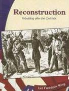 9780736845199: Reconstruction: Rebuilding After the Civil War