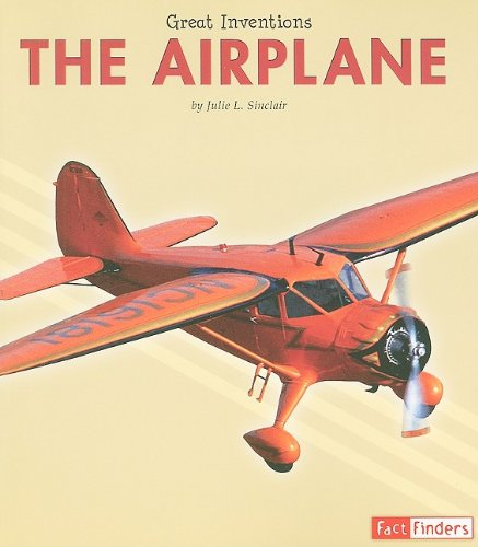 9780736845380: The Airplane (Great Inventions)