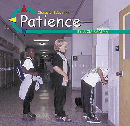 9780736846875: Patience (Character Education)