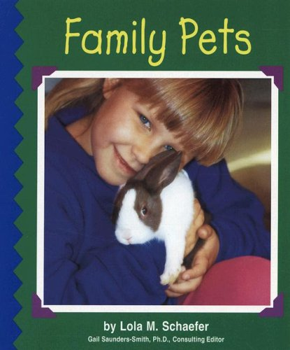 9780736848367: Family Pets (Families)