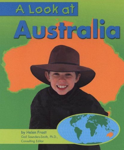 9780736848480: A Look at Australia (Our World)