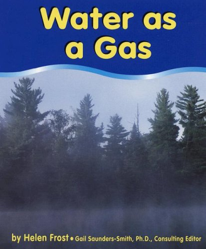 9780736848763: Water as a Gas