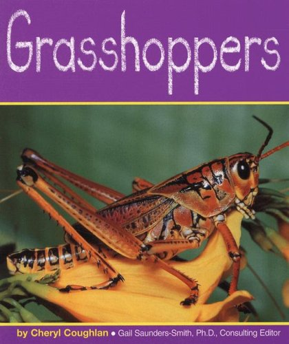 9780736848794: Grasshoppers (Insects)