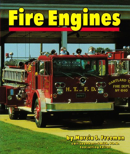 9780736849852: Fire Engines (Community Vehicles)