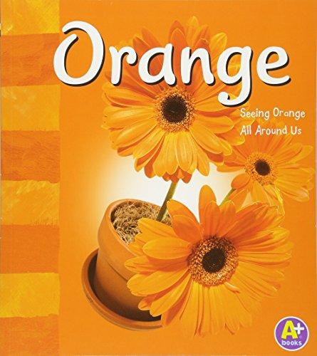 9780736850667: Orange (Colors Books)