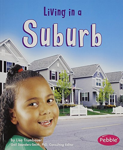 9780736850810: Living in a Suburb (Communities)