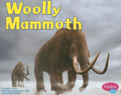 9780736851091: Woolly Mammoth (Dinosaurs and Prehistoric Animals)