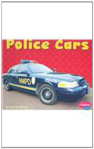9780736851411: Police Cars (Mighty Machines)