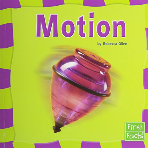 9780736851589: Motion (Our Physical World)