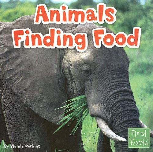 9780736851602: Animals Finding Food (Learn about Animal Behavior)