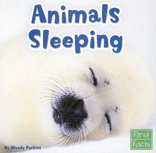 9780736851633: Animals Sleeping (Learn about Animal Behavior)
