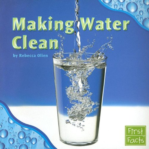 9780736851787: Library Book: Making Water Clean (Water All Around)