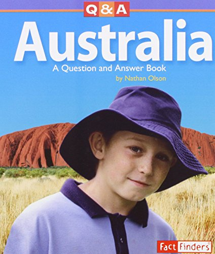 9780736851961: Australia: A Question and Answer Book (Questions and Answers: Countries)
