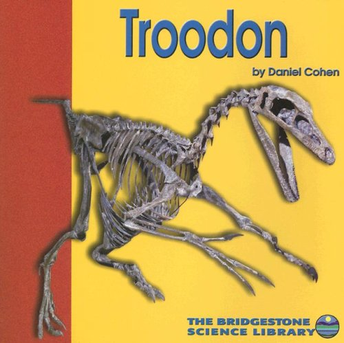 9780736856973: Troodon (Discovering Dinosaurs)
