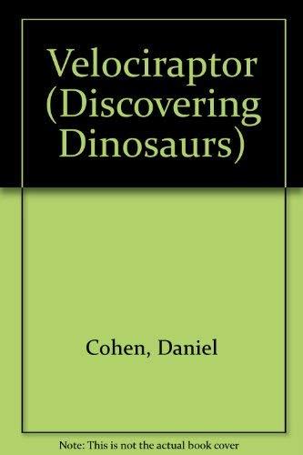 9780736856980: Velociraptor (Discovering Dinosaurs)