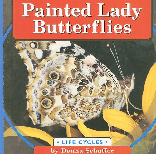9780736857017: Painted Lady Butterflies (Life Cycles)