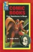 9780736857482: Comic Books: From Superheroes to Manga (High Five Reading)