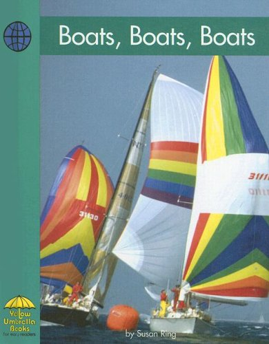 9780736858434: Boats, Boats, Boats (Social Studies)
