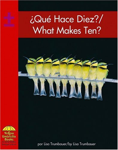 9780736860161: Que Hace Diez?/What Makes Ten? (Math)