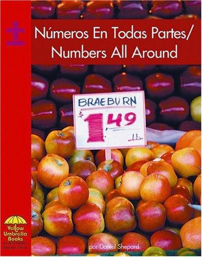 9780736860185: Numeros en todas partes / Numbers All Around (Math - Bilingual) (Spanish Edition)
