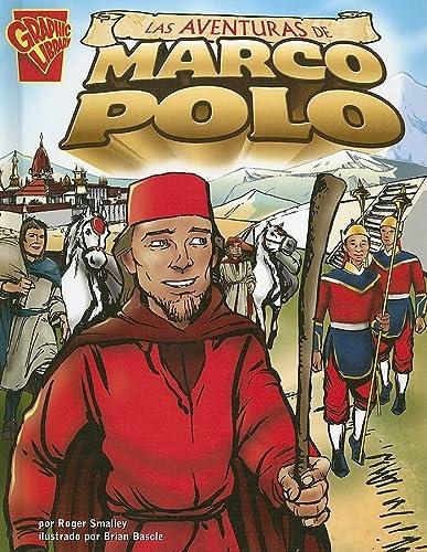 9780736860543: Las aventuras de Marco Polo (Historia Gráficas) (Spanish Edition)