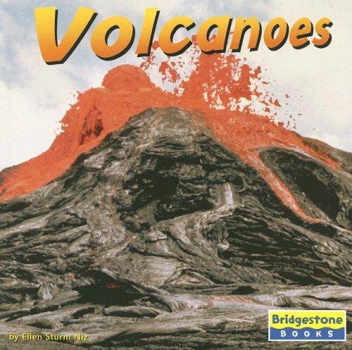 9780736861434: Volcanoes (Earthforms)